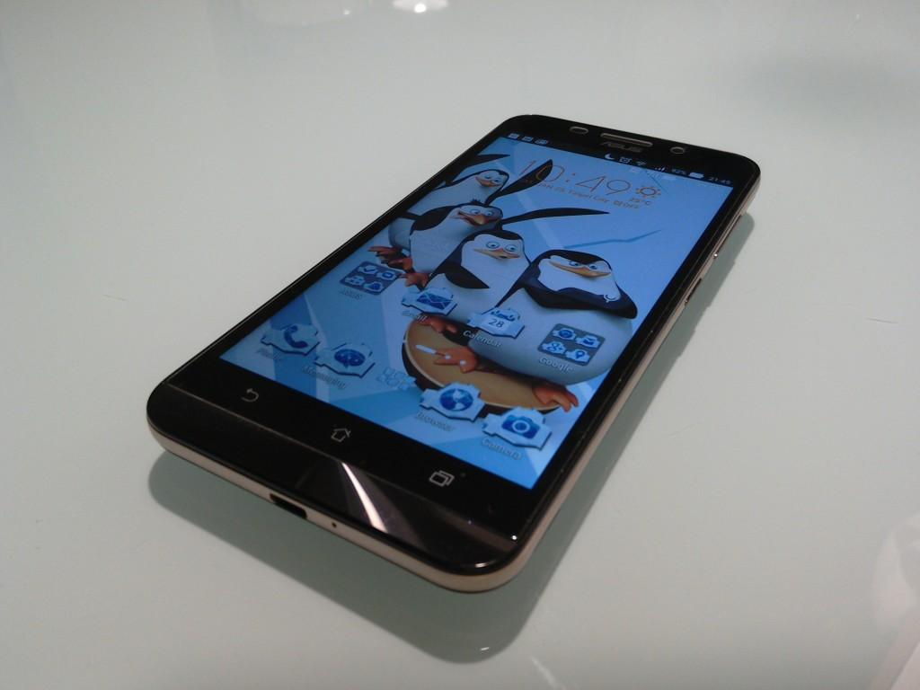 初代Zenfone Max
