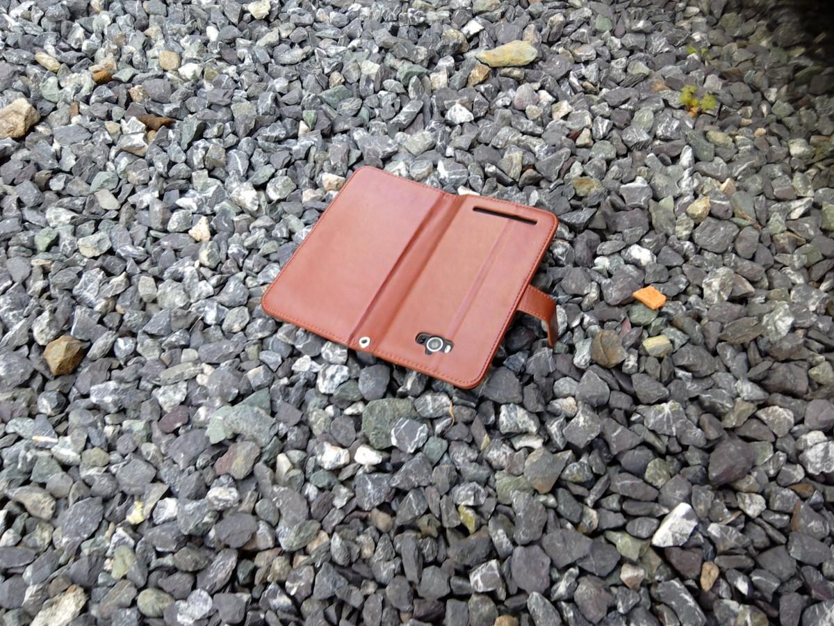 液晶保護シートを貼ったゴリラガラスのZenfoneを落としたっ!