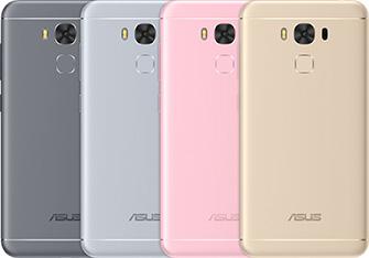 出典:ASUS公式サイト。Zenfone 3 Max 5.5インチモデル。