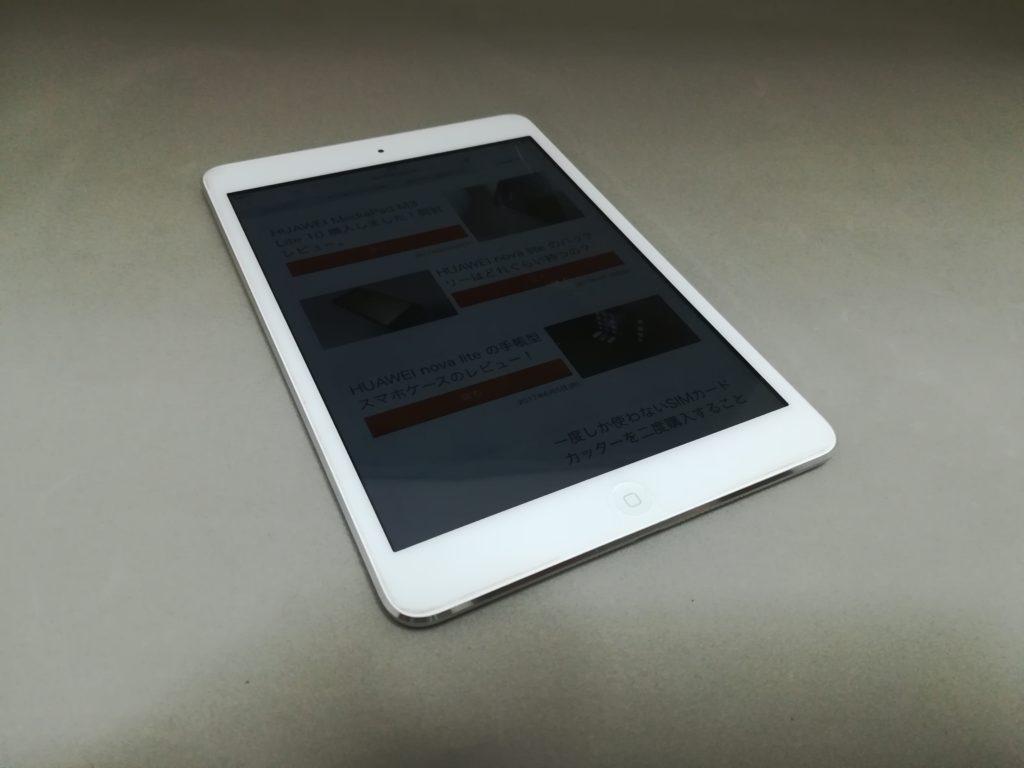 初代iPad miniです!