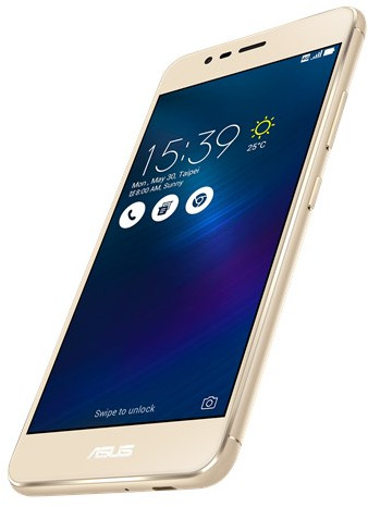 Zenfone 3 Max 5.2インチモデル(公式サイトより)