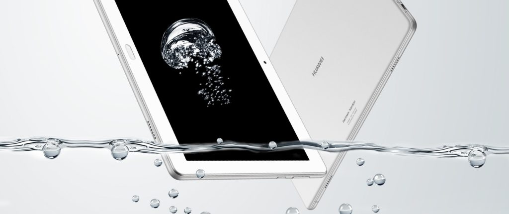 MediaPad M3 Lite 10 wpの防塵防水機能