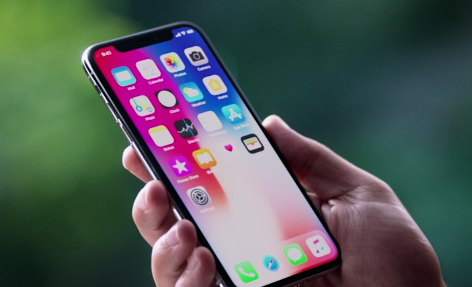 iphone X (出典:Apple公式サイトより)