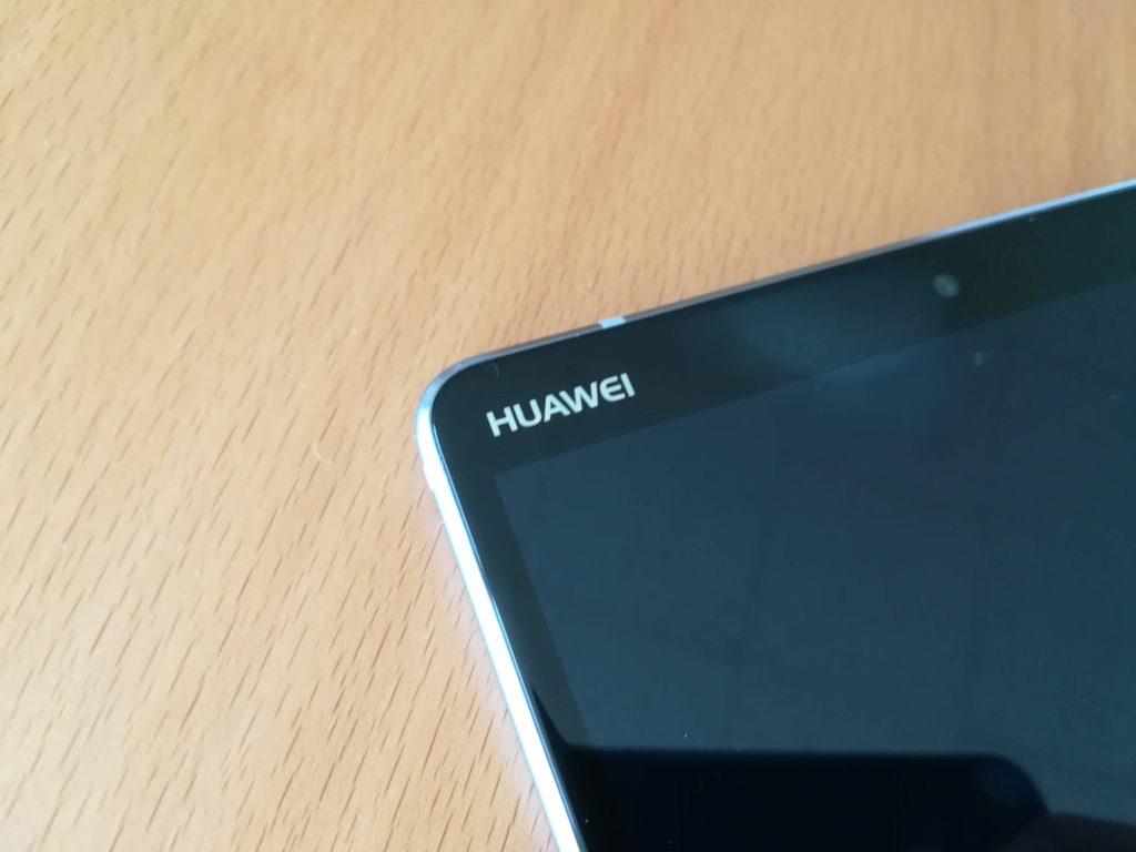 HUAWEI MediaPad M5のフレーム