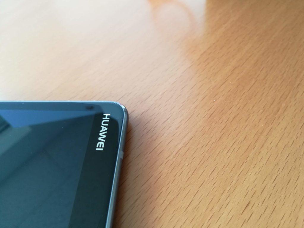 MediaPad M5はスペースグレイしかない