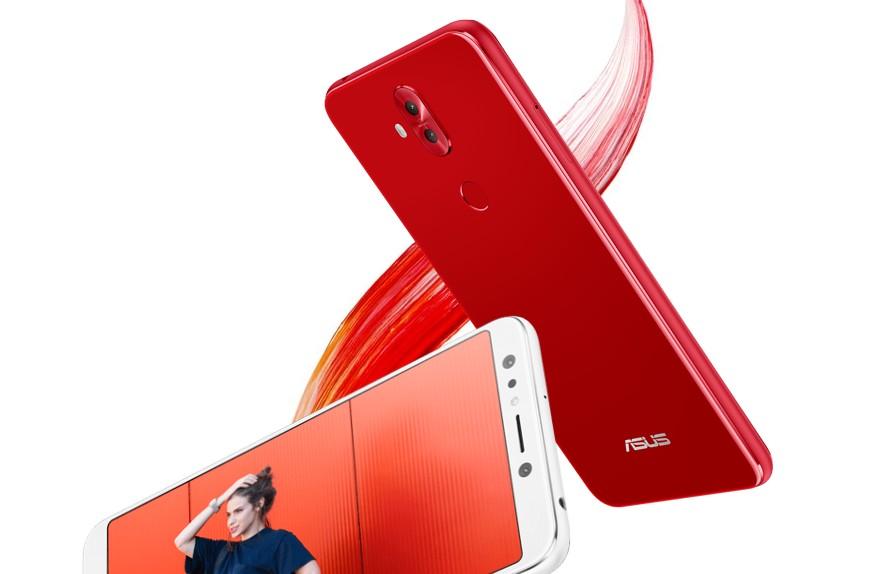 Zenfone 5Q(出典:ASUS公式サイトより)