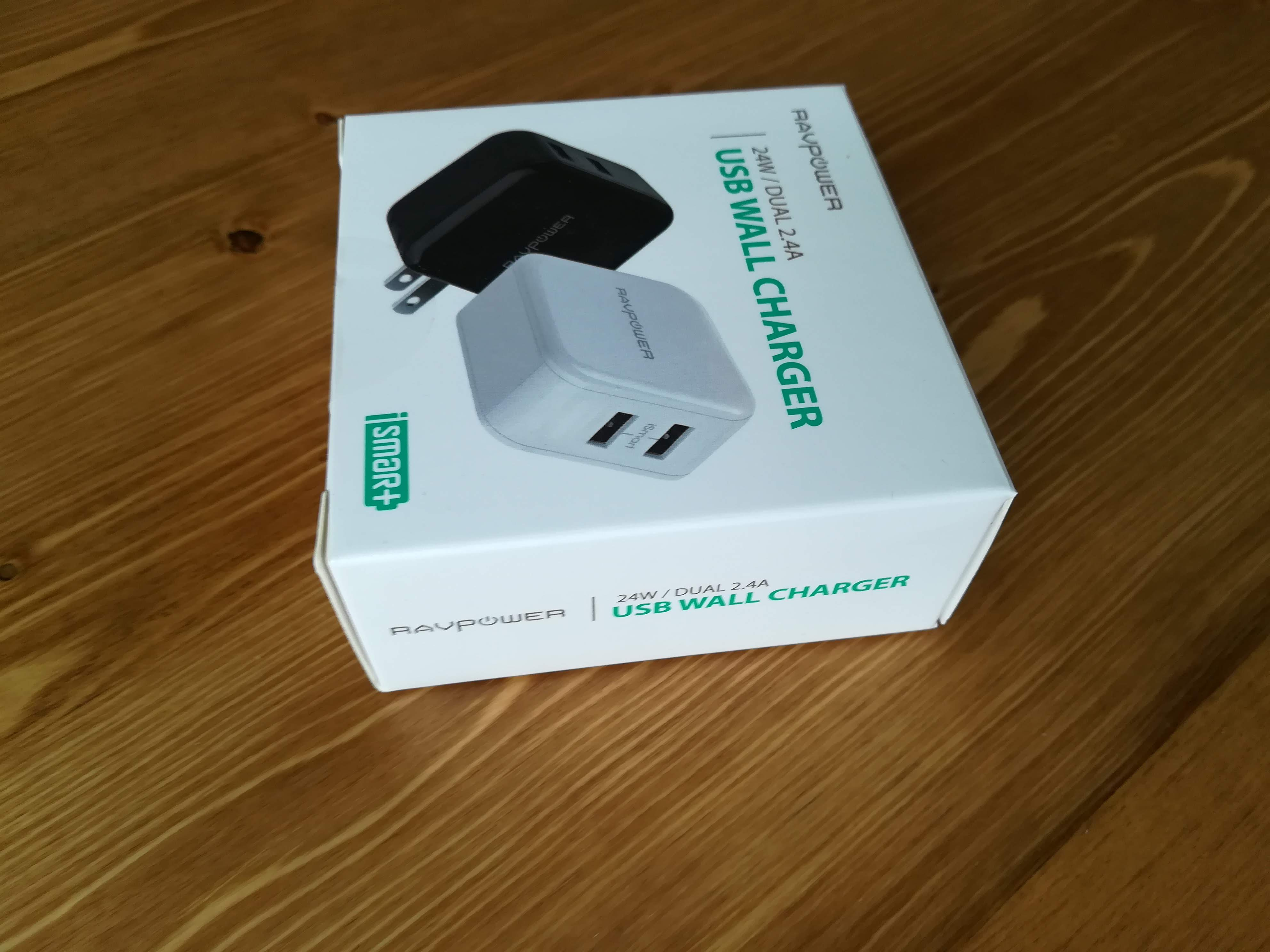 RAVPower USB充電器 RP-UC11