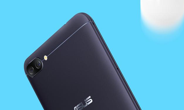 Zenfone 4 Maxはデュアルカメラ(出典:ASUS公式サイトより)