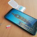 HUAWEI P20 liteとサムスンのmicroSDカード