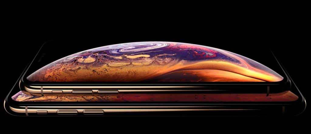 iPhone XSとiPhone XS Max(出典:公式サイト)