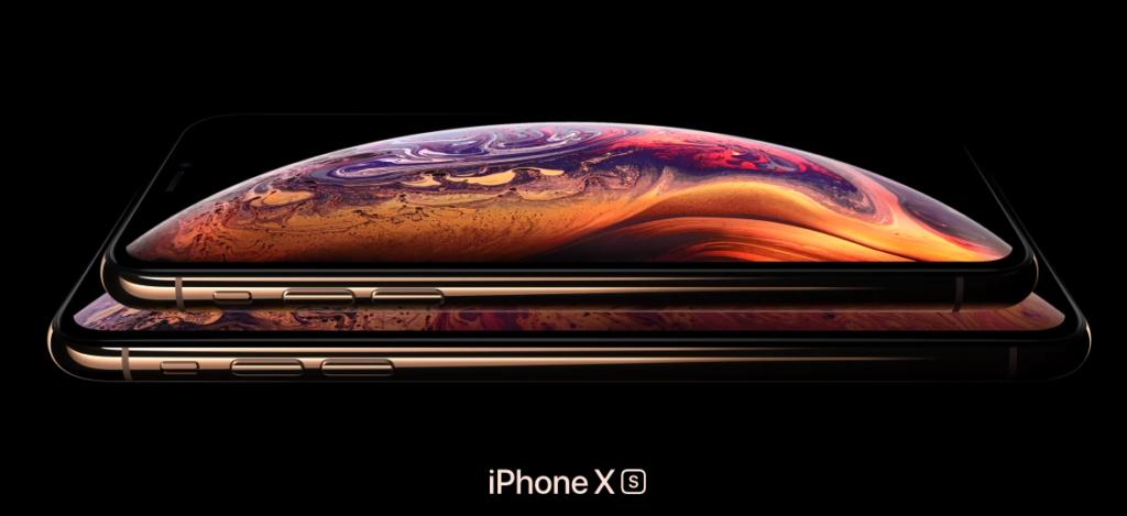 iPhone XSノッチがあるのにノッチがないかのように...