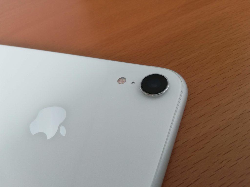 iPhone XRのカメラはシングル