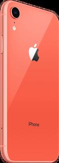 iPhone XR コーラル
