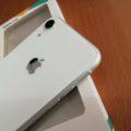 iPhone XR用透明クリアケース