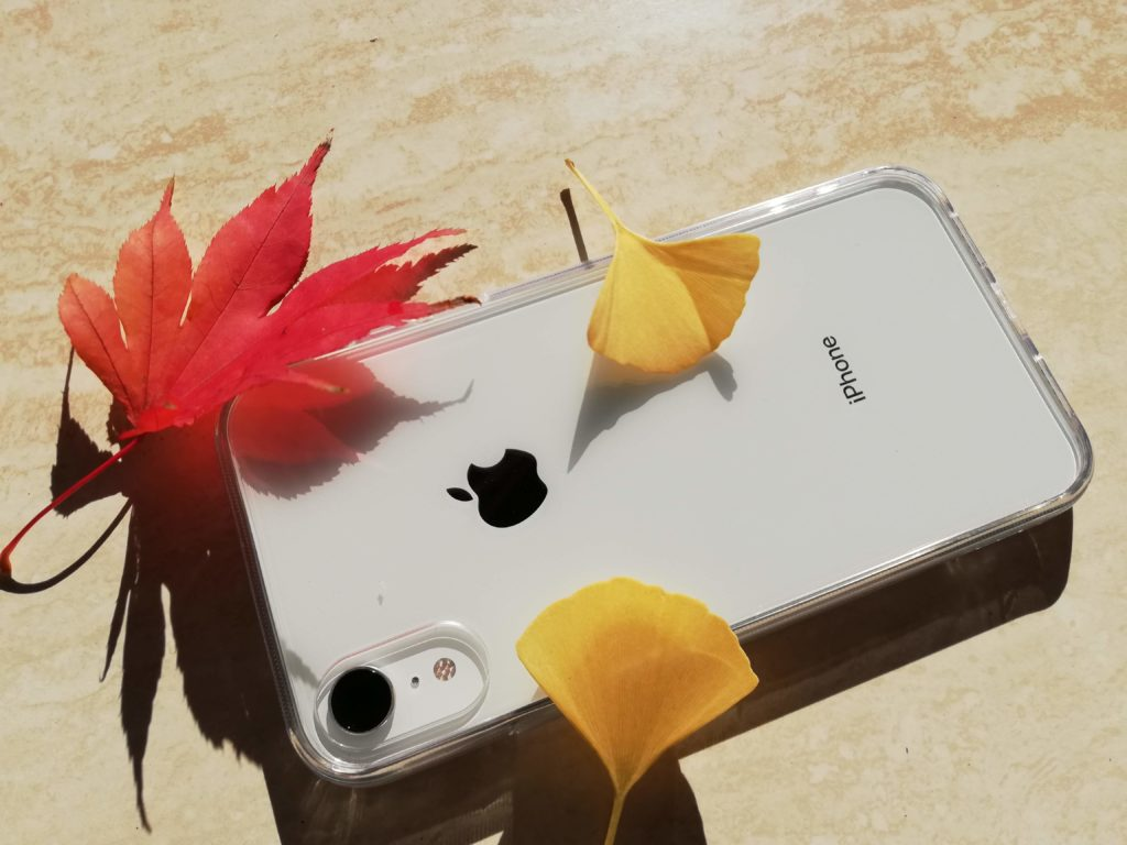 iPhone XRのカメラ