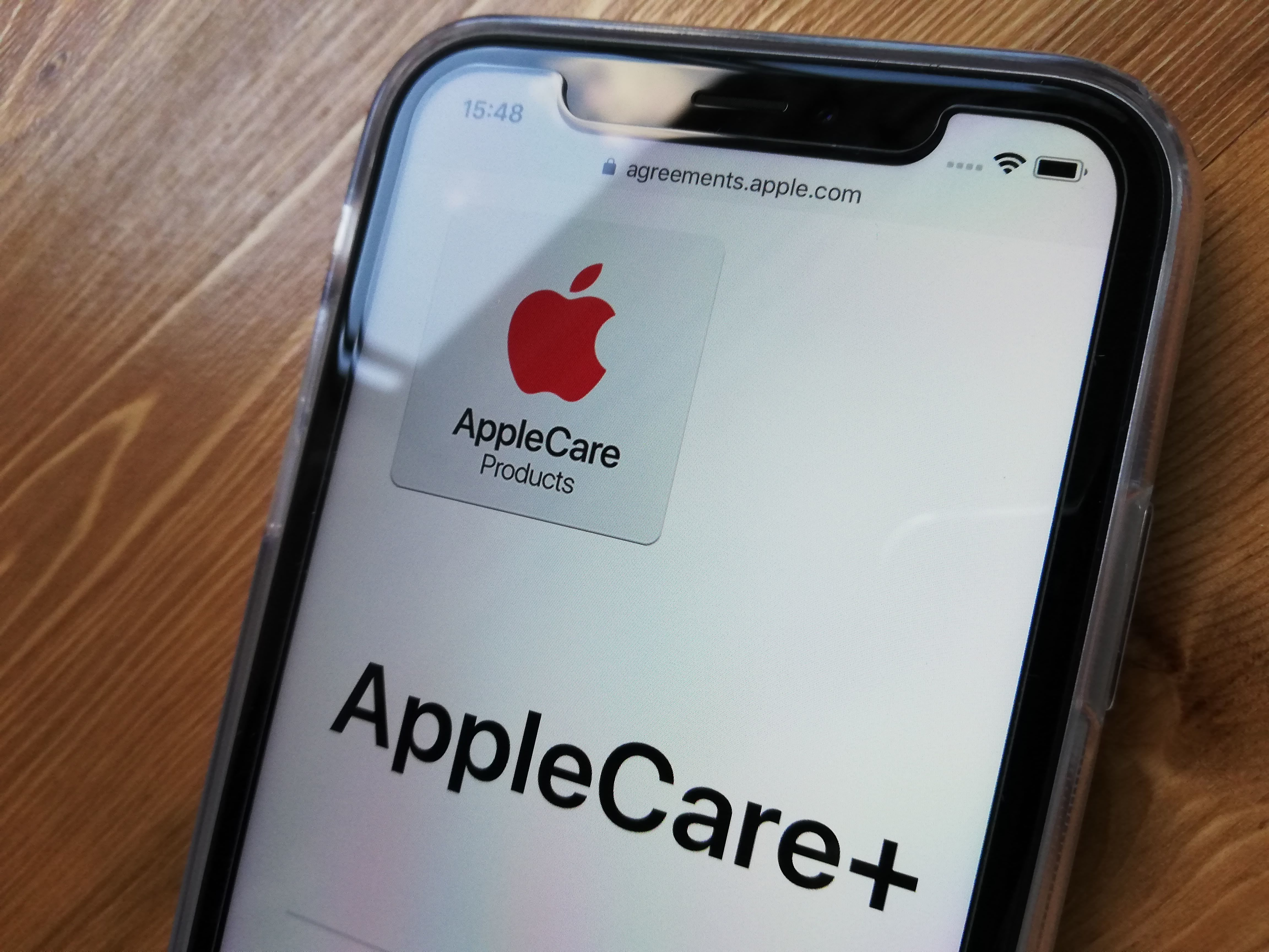 Apple Care+for iPhone