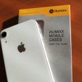 重いiPhone XRをできるだけ軽くする透明クリアケース!
