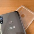 Zenfone Max Pro M2と標準付属のケース