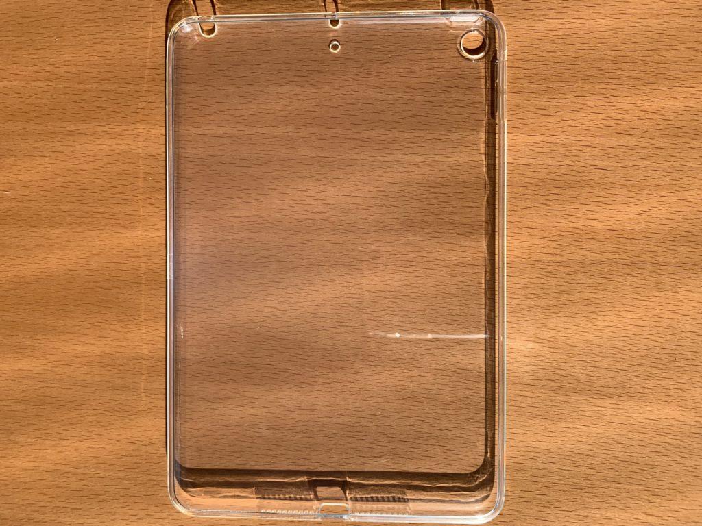 透明ケースはこんな感じ