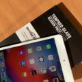 iPad mini 5とガラスフィルム
