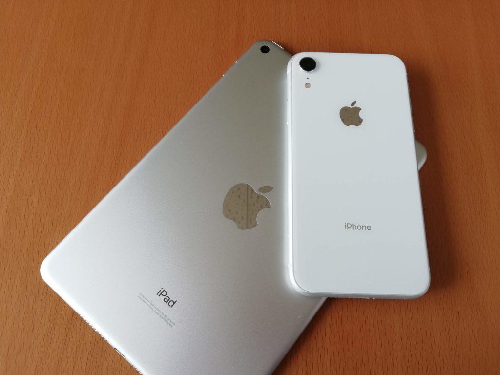 iPad mini 5(2019)とiPhone Xシリーズは同じA12 Bionic搭載!