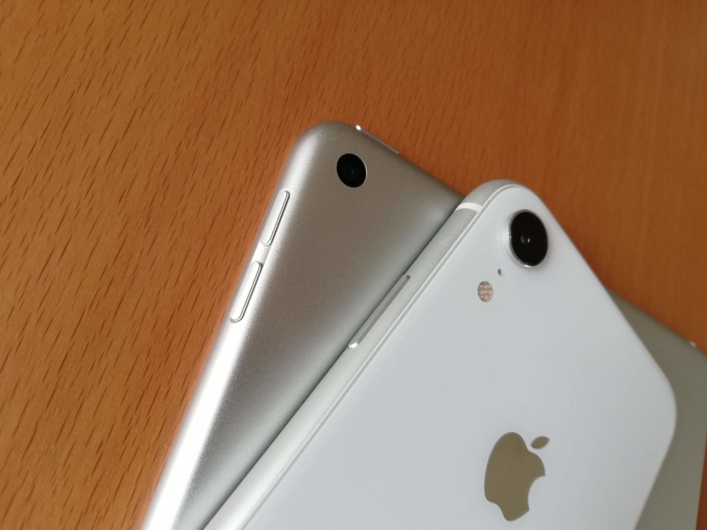 iPhone XRはクオリティーは高い