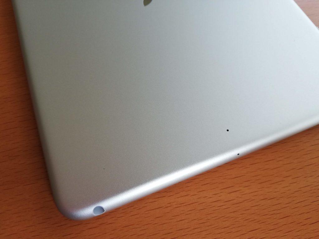 iPad mini 5穴が空いているんですけど...