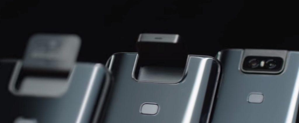 Zenfone 6はフリップカメラ!(出典:ASUS公式サイトより)