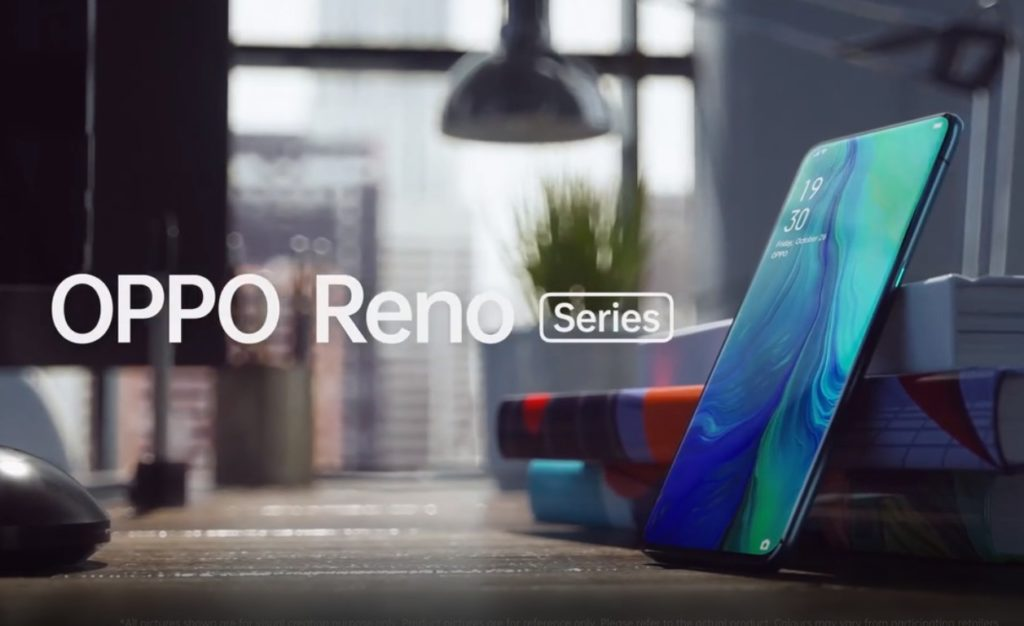 OPPOのハイブリッド10倍ズームカメラ(出典:OPPO公式サイト)