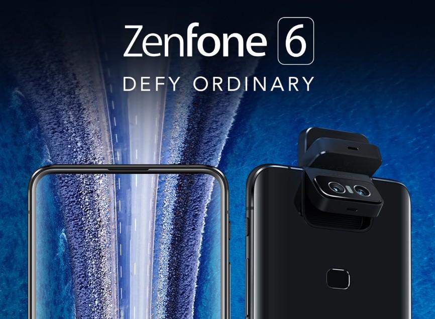 近々日本でも登場するZenfone 6