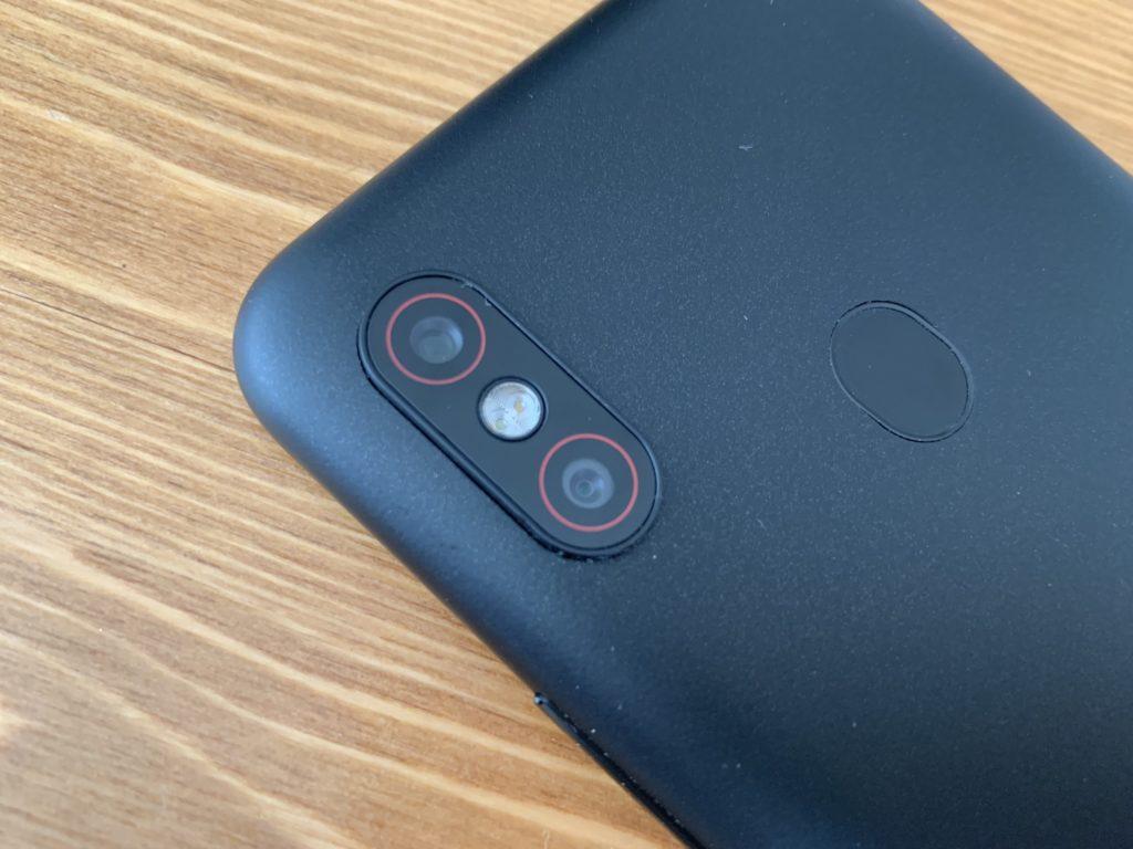 UMIDIGI F1 Playのカメラはサムスン製4,800万画素