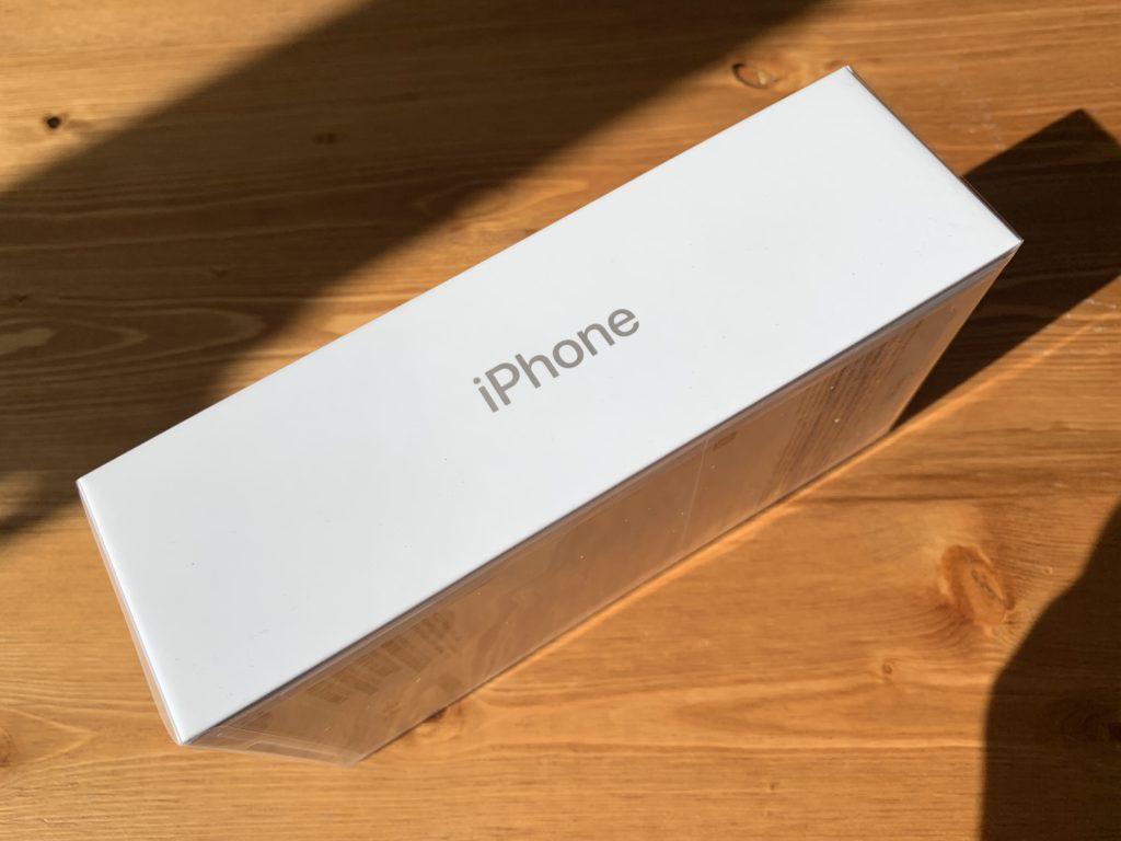 横にはiPhoneのロゴ