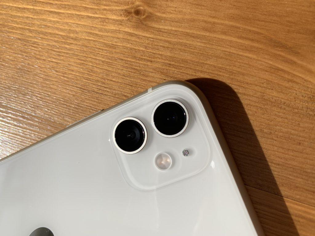 デュアルカメラ