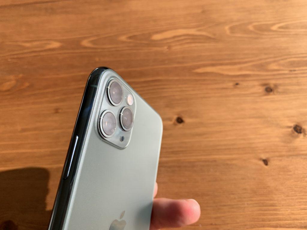 iPhone 11 Proはなかなかよい