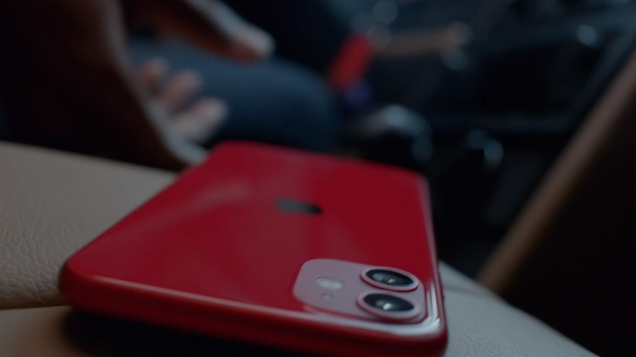 iPhone 11(出典:Apple公式サイトより)