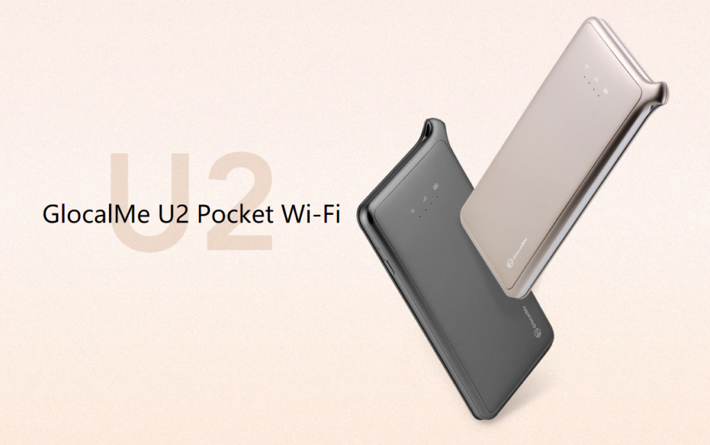 GlocalMe U2 Pocket WiFi