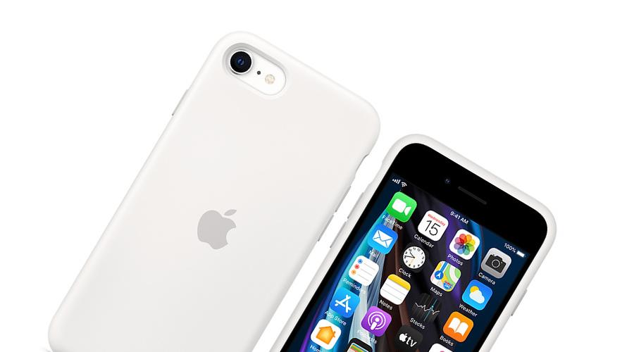 iPhone SEケース(出典:Apple公式サイト)