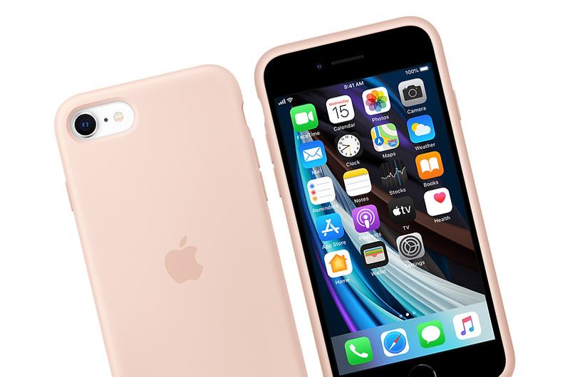 iPhone SE第二世代ケース(出典:Apple公式サイト)