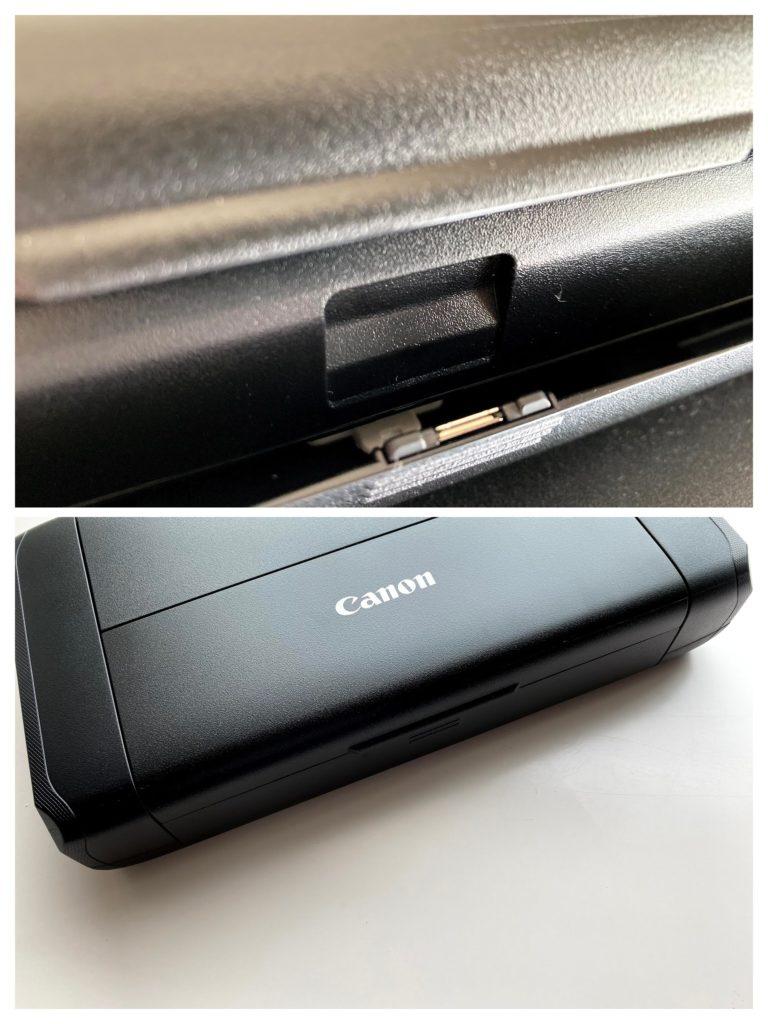 Canon TR153前面