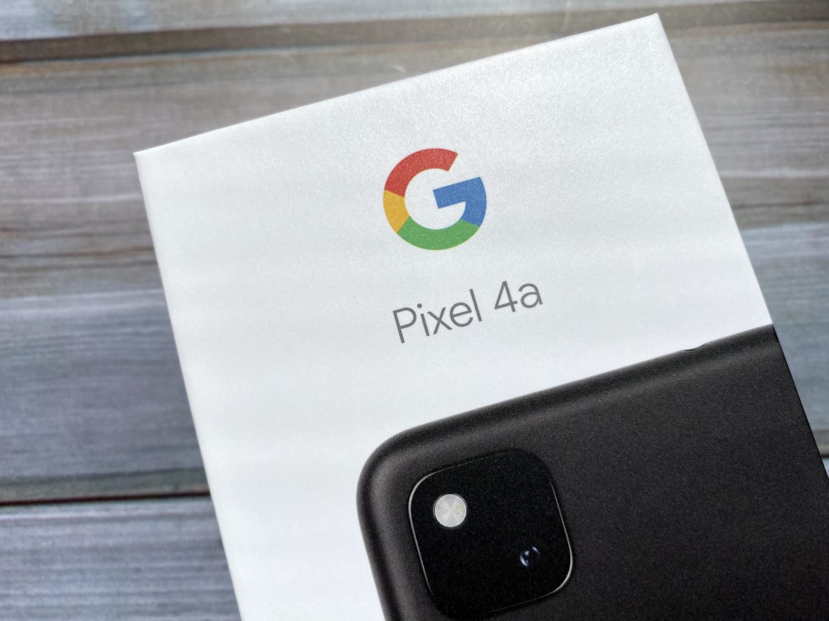 Google Pixel 4aレビュー!実際に購入して最初に思ったこと。気になったのは…。