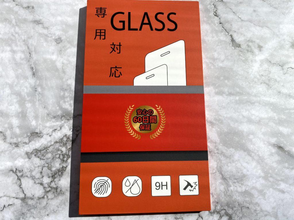 Pixel 4aディスプレイ保護ガラス