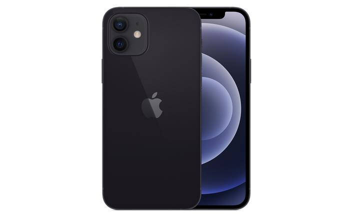 iPhone 12のブラック