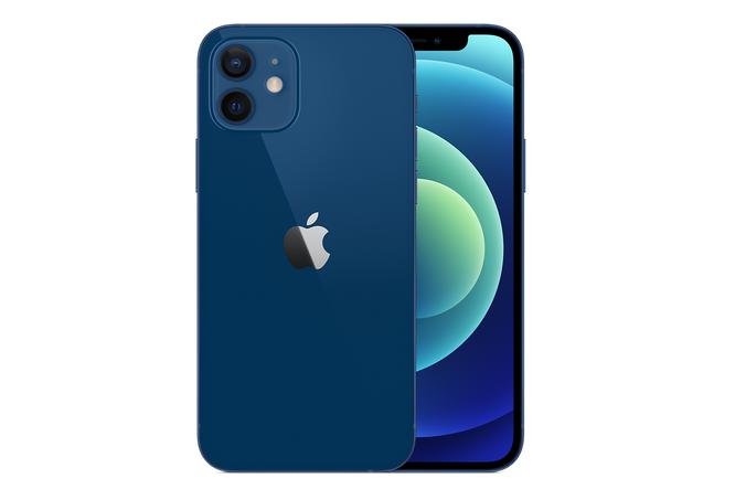 iPhone 12のブルー