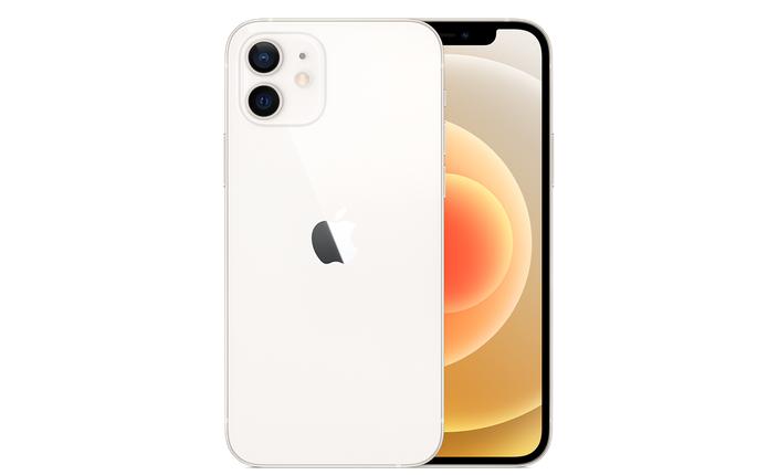 iPhone 12のホワイト