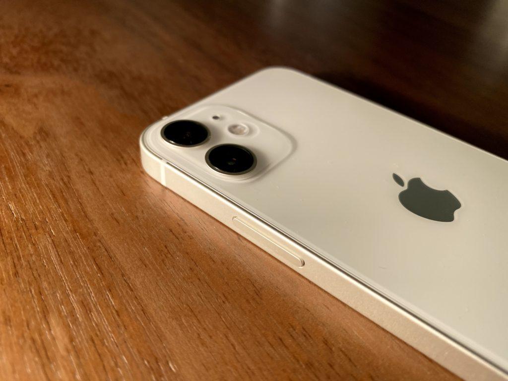 iPhone 12 mini 128Gが無難ではあるが...