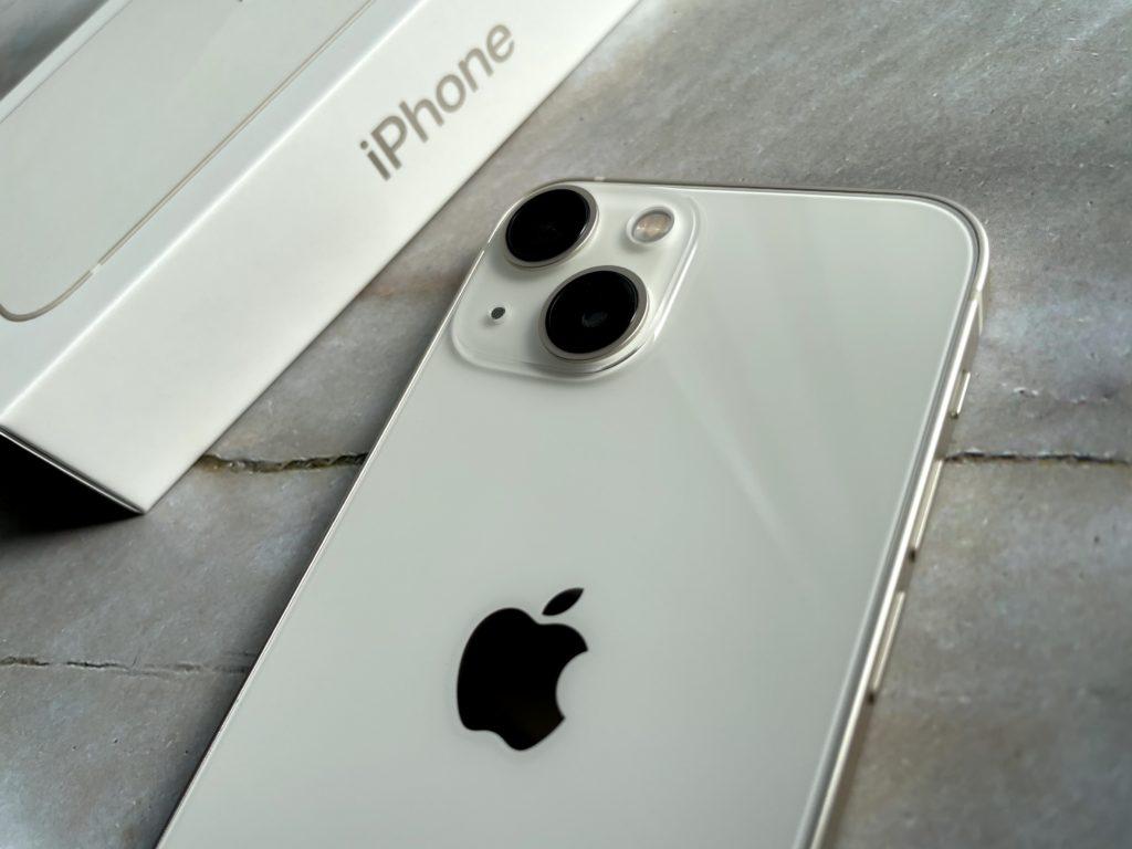iPhone 13 miniはProっぽい雰囲気に近づいた