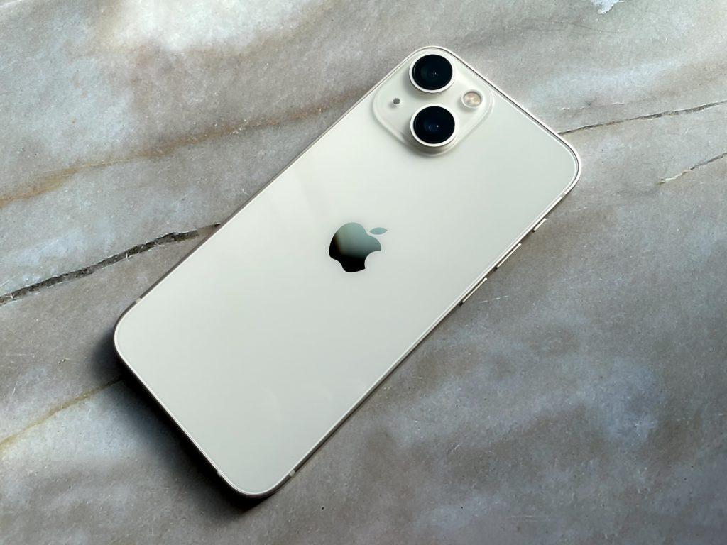 iPhone 13 miniカメラの大きさがアンバランス