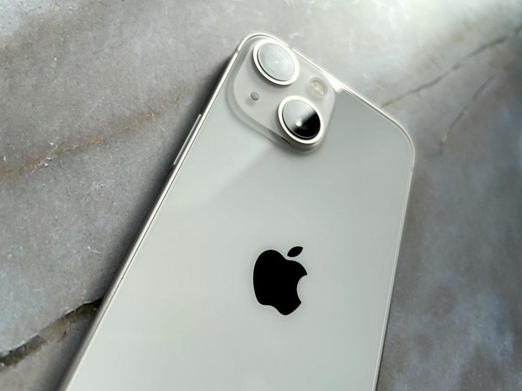 さすがiPhoneという風格はある